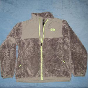 The North Face Furry Fleece Denali Thermal Jacket